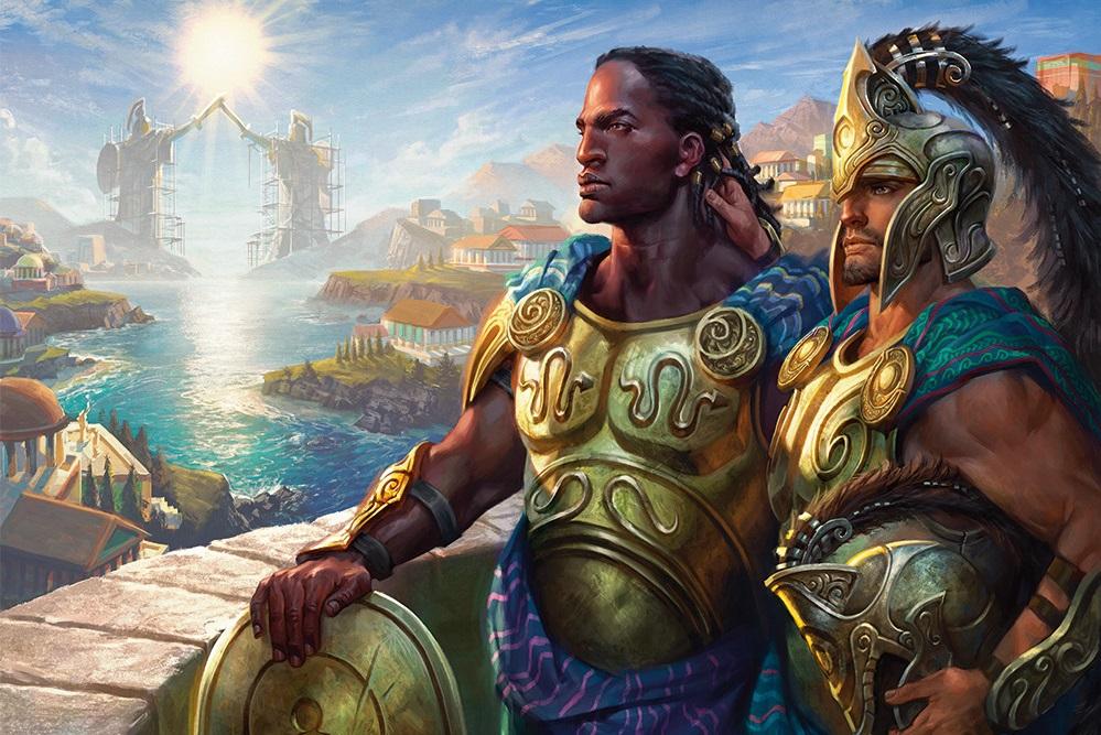 Kynaios and Tiro EDH
