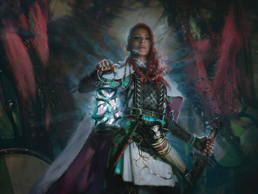 Tergrid, God of Fright Commander EDH