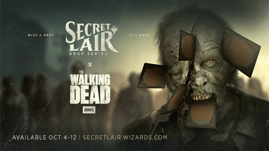 Walking Dead Secret Lair
