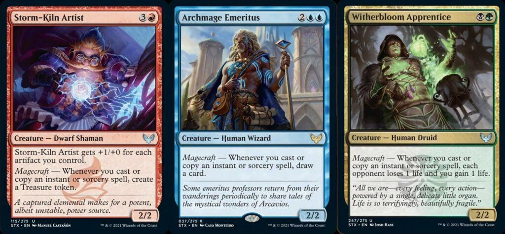 Strixhaven cards