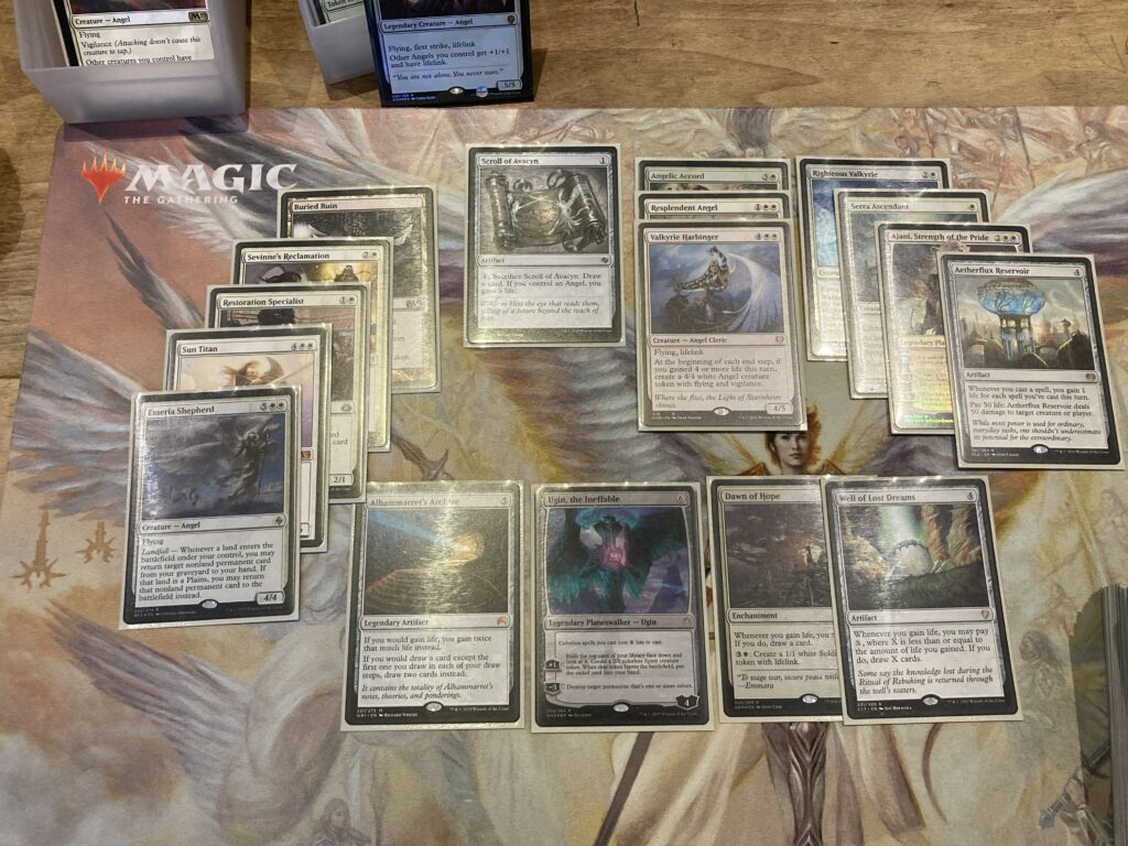 Tinkering with the Deck