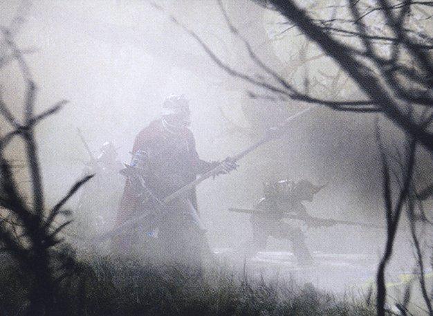 fog in commander